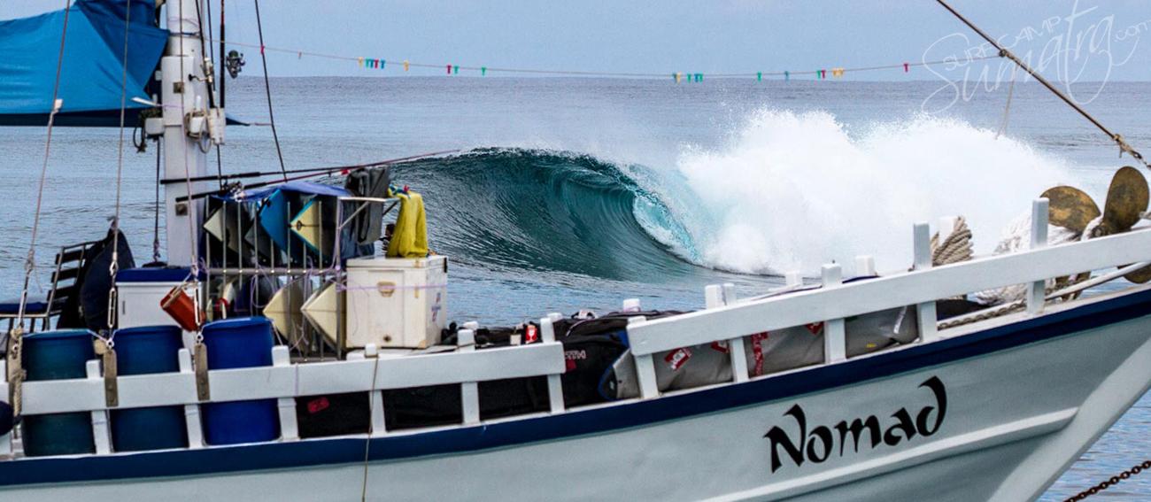 Nomad Surf Charter