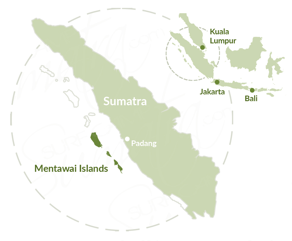 Mentawaii Islands