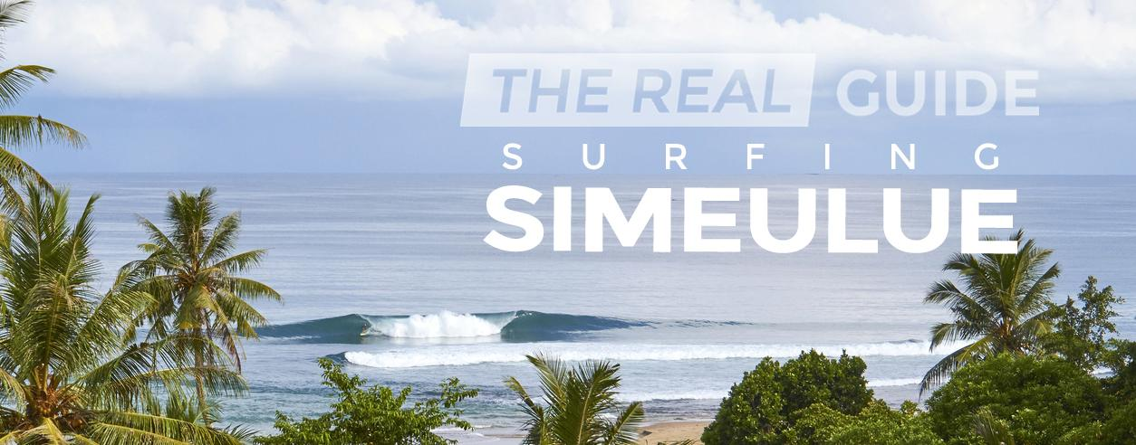The REAL guide to surfing in Simeulue