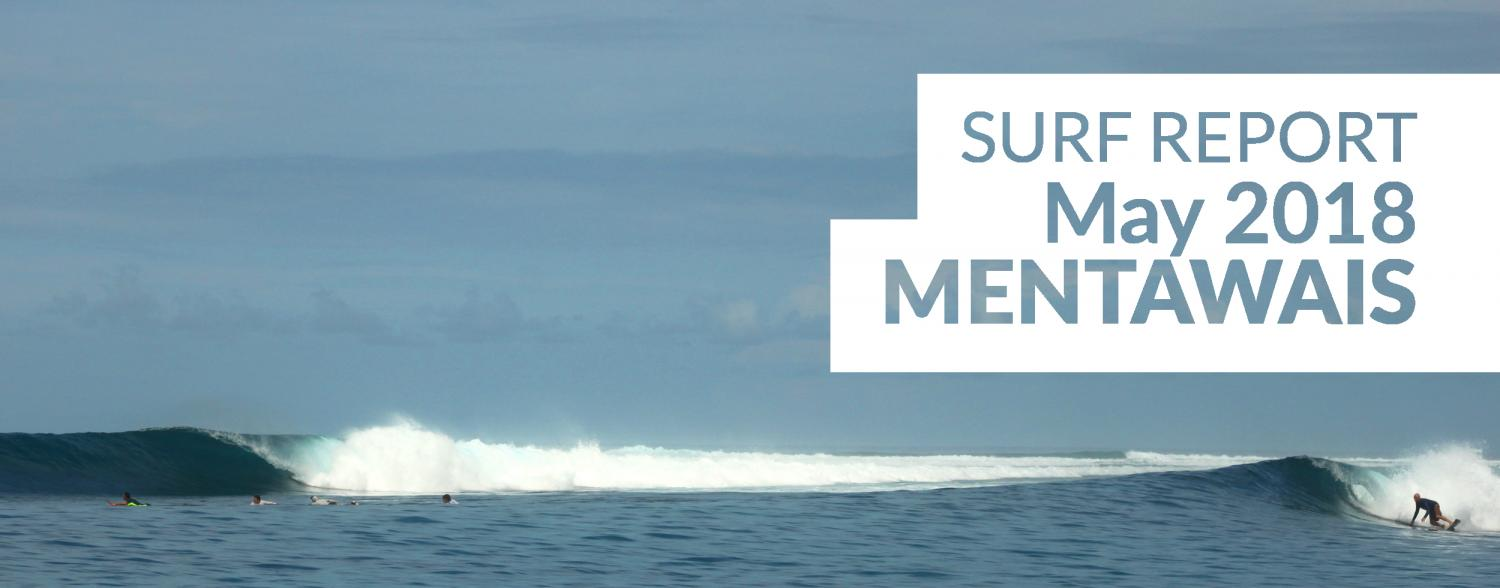 Kuda Laut Mentawai Surf Report, May 2018
