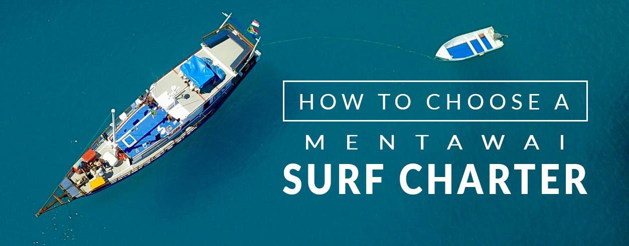 Choosing (the right) surf charter boat