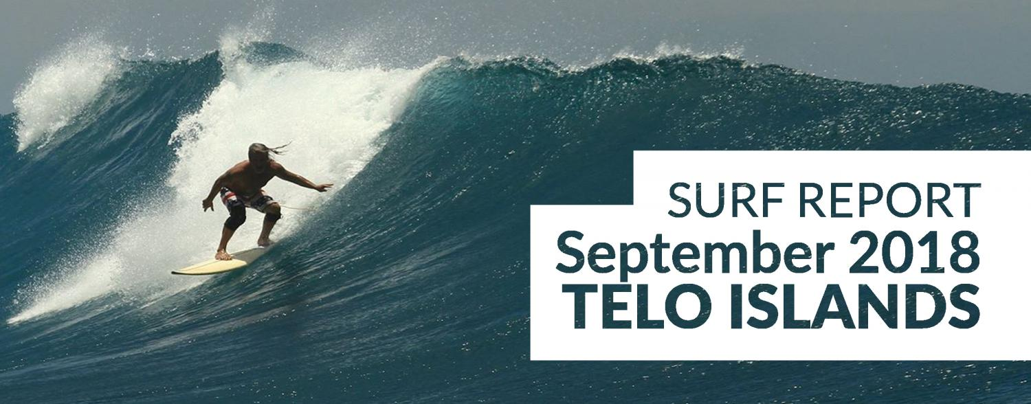 Telos Surfing Village Surf Report September 2018