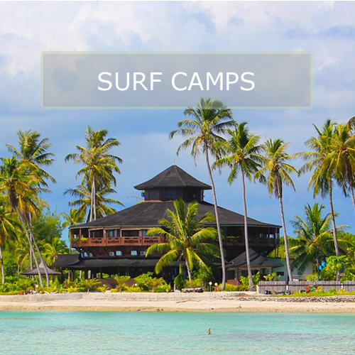 Surf Camps in Sumatra