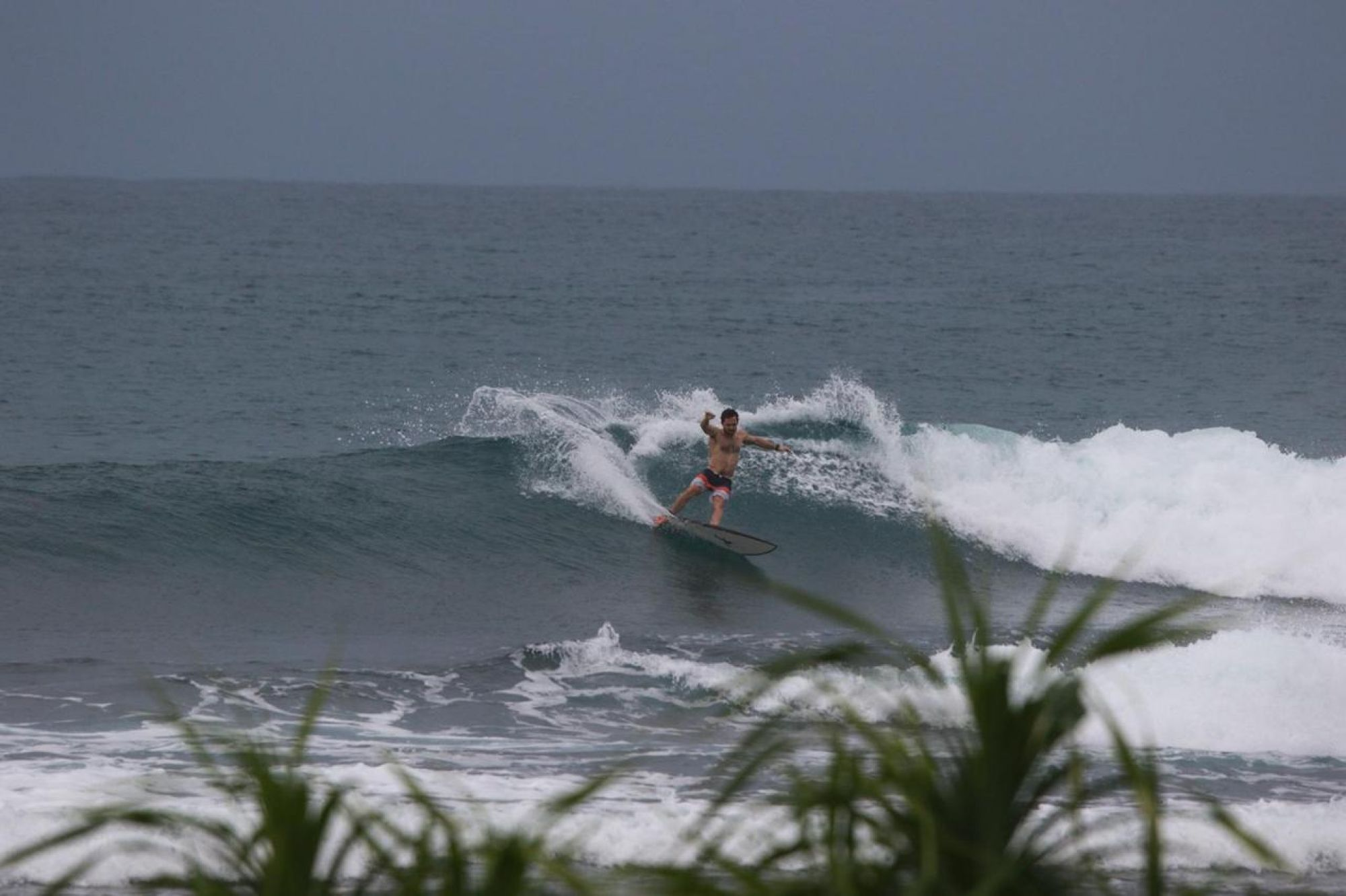 surfing the peak simeulue