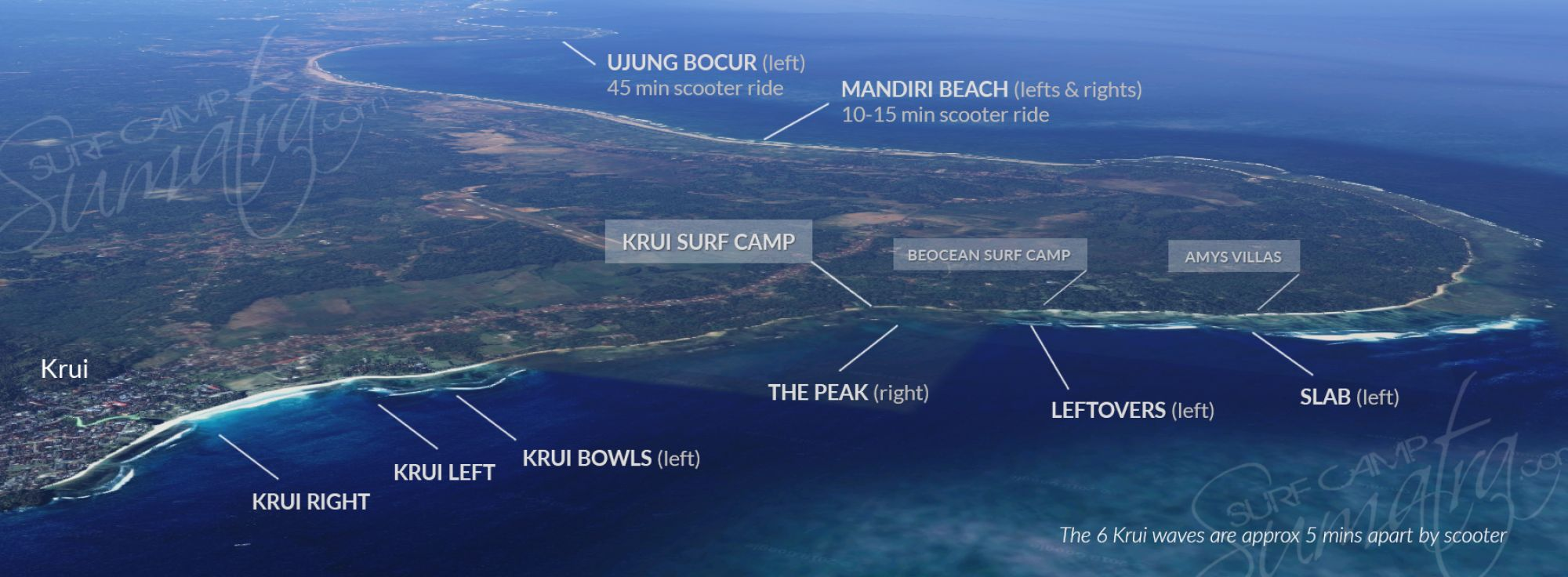 krui surf map