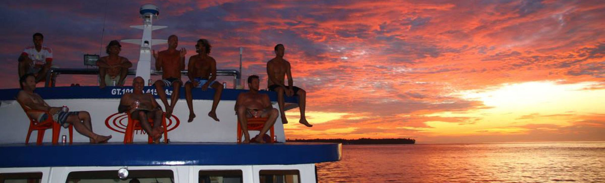 charter boat mentawai islands